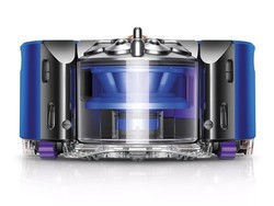 The just-announced Dyson 360 Heurist robot vacuum can see in the dark