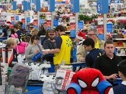 Walmart's Black Friday pricing begins right now on select items