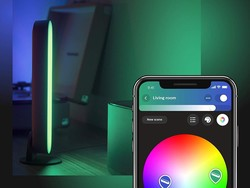 Score one of the best deals yet on the Philips Hue Play starter kit