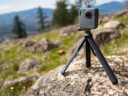 Capture the moment all around you with the GoPro Fusion camera down to $249