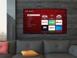 This huge 75-inch 4K UHD Roku TV is discounted by over $220 right now