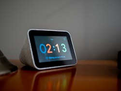 Lenovo's Smart Clock Essential has Google Assistant built in and is $30