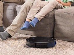The Eufy RoboVac 12 robot vacuum is $80 off with this coupon today