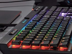 Save $70 and type away on the Corsair K70 Mk.2 RGB mechanical keyboard