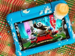 Save as much as 29% on Amazon's child-friendly Kids Edition Fire tablets