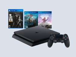 This PlayStation 4 bundle at Woot gets you the console and three games