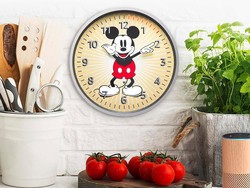 Time's running out on this $35 Echo Wall Clock: Mickey Mouse Edition deal