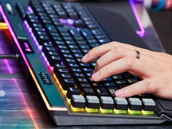 Best Buy has the Corsair K95 Platinum mechanical keyboard down to $110
