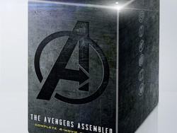 Grab the 4 Avengers movies in a 4K Steelbook collection on sale for $100