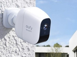 Add some home security with the EufyCam E 1-camera kit on sale for $110