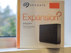 This coupon scores you $20 off Seagate's 10TB Expansion external hard drive