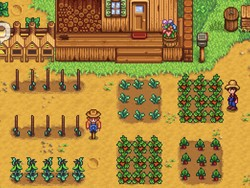 Lose track of time and rebuild your farm with $3 off the Stardew Valley app