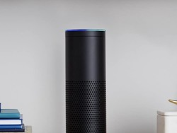 Add to your smart home with a refurb Amazon Echo speaker on sale for $50