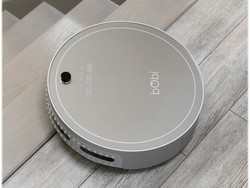 Clean up after your pet with bObsweep's robotic vacuum on sale for $200