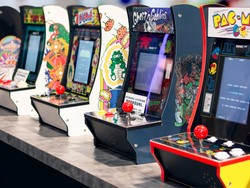 Bring the arcade to your counter with $100 off Arcade1Up machines