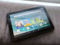 This Fire HD 8 and Blink Mini bundle costs less than the tablet alone