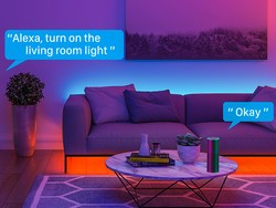 Add backlighting behind your TV with over 30% off Govee's RGB Strip Lights