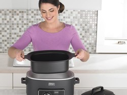 Grab this refurb Ninja 3-in-1 slow cooker system on sale for $70
