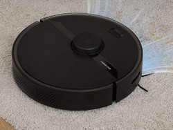 Clean up the crumbs with $100 off the Roborock S6 Pure robot vacuum and mop