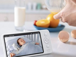 Eufy's SpaceView video baby monitor has dropped back down to $120