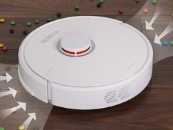You can save $215 on the white Roborock S6 robot vacuum cleaner today