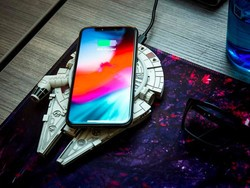 Let the Millennium Falcon power your phone wirelessly at a $30 discount