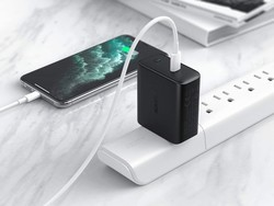Aukey's powerful 60W USB-C Wall Charger is now on sale for only $16