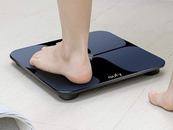 Get healthy with the Eufy Bluetooth bathroom scale on sale for $30