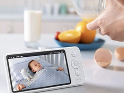 Keep an eye on your child with the Eufy SpaceView monitor on sale for $120
