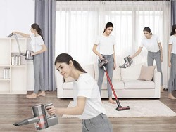 Clean up with the Roborock H6 cordless stick vacuum on sale for $297