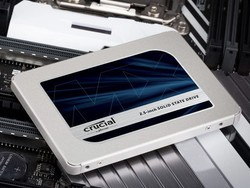 Upgrade your laptop with the Crucial MX500 1TB internal SSD down to $89