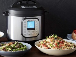 Save $60 and get cooking with this 10-quart Instant Pot Duo Nova on sale