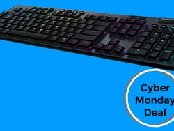 Save $50 on Cyber Monday and get Logitech's G815 gaming keyboard