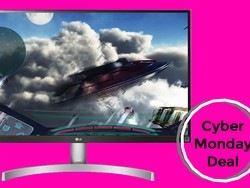 Save $150 this Cyber Monday and finally get that 4K monitor you've wanted