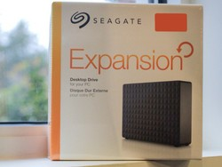 Add more media with the Seagate Expansion 14TB hard drive on sale for $200