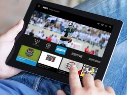 Stream with Sling for $30 and get $30 back for the sports fan in your life