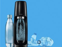Make your own flavored drinks at home with the SodaStream Fizzi down to $50