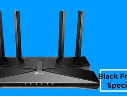 Upgrade to Wi-Fi 6 with the TP-Link Archer AX1800 router on sale for $100