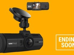 Early Black Friday dash cam sale takes 35% off HD and 4K options at Amazon