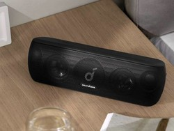 Save $20 on the powerful and versatile Soundcore Motion+ Bluetooth speaker