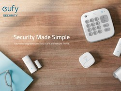 Outfit your home with the Eufy 5-piece Home Alarm Kit on sale for $112