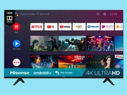 This 50-inch 4K Android TV for $250 is one of the season's best 4K TV deals
