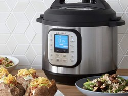Feed the whole family with the Instant Pot Duo Nova pressure cooker for $60