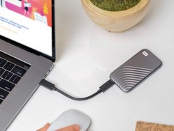 Best Buy has the WD My Passport 1TB USB-C portable SSD on sale for $140