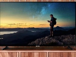 Watch your favorite shows on Samsung's 55-inch 4K Smart TV down to $350