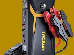 Charge your phone or jump start your car with the Tacklife T8 down to $56