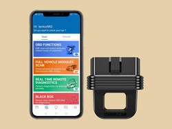 Snag this OBD2 scanner at 50% off to fix your vehicle all on your own