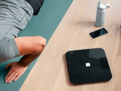 New Year's resolutions are easier kept with the $20 Wyze Bluetooth Scale