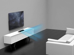 Upgrade from basic audio with Vizio's Bluetooth sound bar on sale for $70