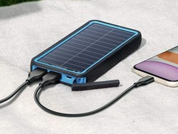 Save up to 40% on Anker charging cables, solar chargers, and more today